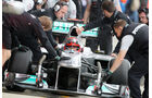 Michael Schumacher - GP England - Qualifying - 9. Juli 2011