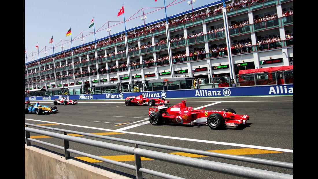 Michael Schumacher - GP Frankreich 2006