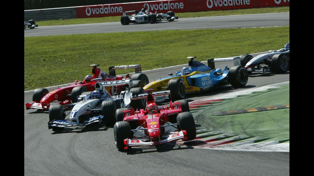 Michael Schumacher - GP Italien 2003