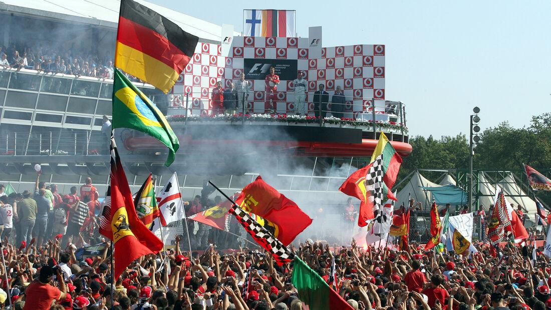 Michael Schumacher - GP Italien 2006