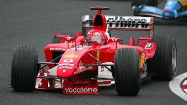 Michael Schumacher - GP Japan 2003