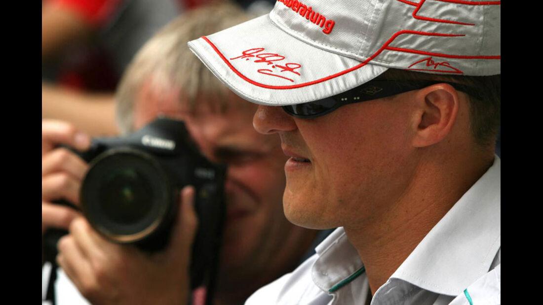 Michael Schumacher GP Kanada 2011