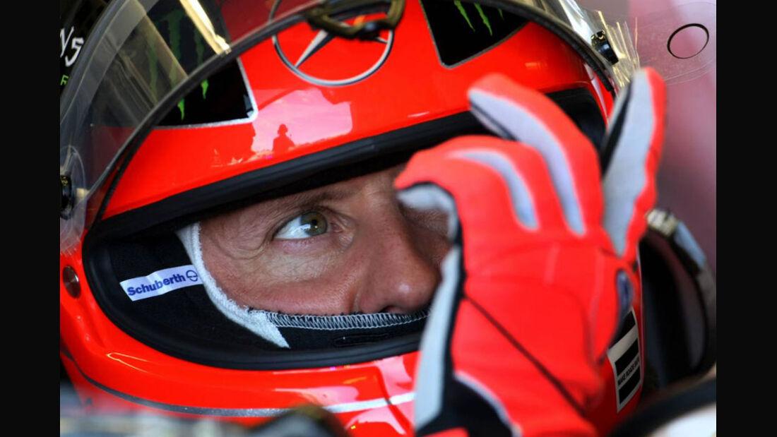 Michael Schumacher - GP Kanada 2011