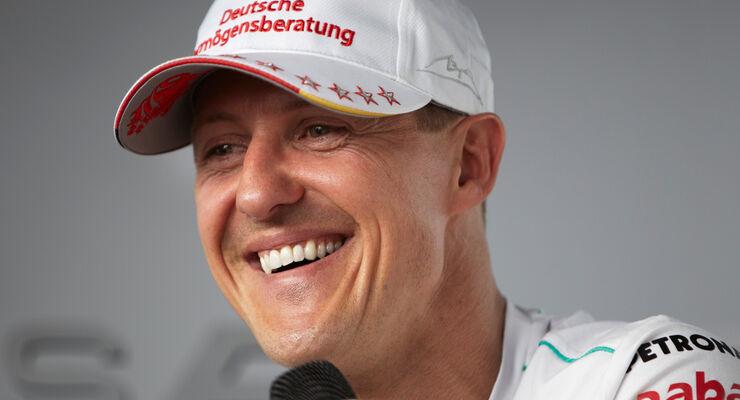 Michael Schumacher GP Kanada 2012
