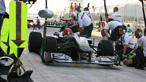 Michael Schumacher GP Korea