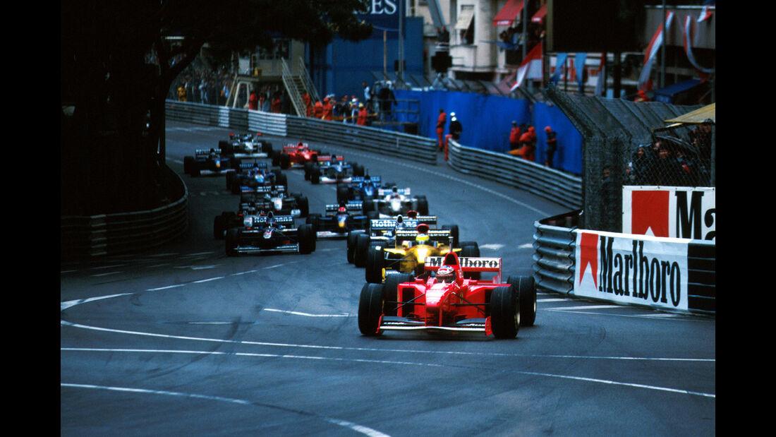 Michael Schumacher - GP Monaco 1997