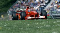 Michael Schumacher - GP San Marino 2000