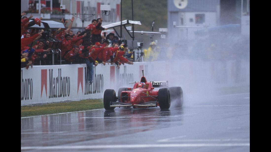 Michael Schumacher - GP Spanien 1996
