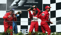 Michael Schumacher - GP Ungarn 2004