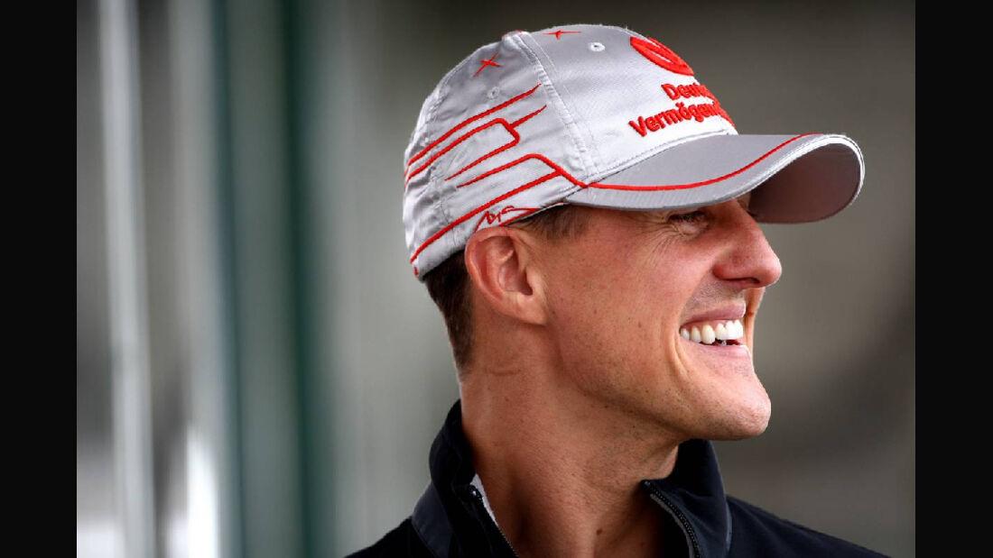 Michael Schumacher - GP Ungarn - Formel 1 - 29.7.2011