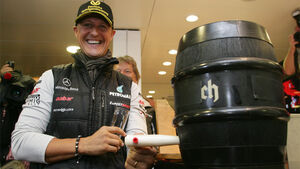 Michael Schumacher - Jubiläumsparty