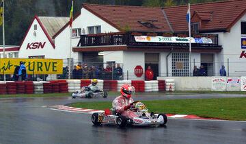 Michael Schumacher - Kart - Kerpen - 2001