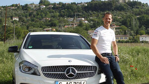 Michael Schumacher Mercedes Botschafter 2013