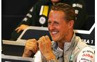 Michael Schumacher - Mercedes - Formel 1 - GP Belgien - Spa - 30.8.2012