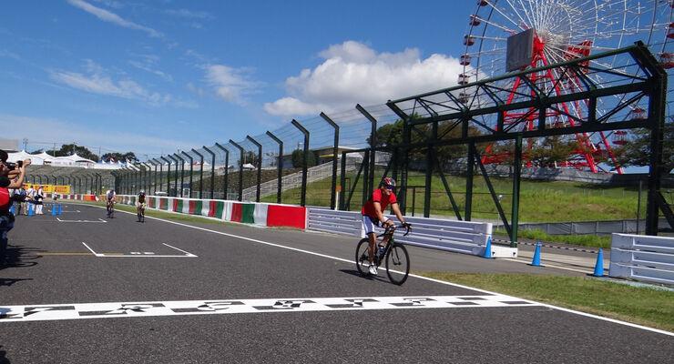Michael Schumacher - Mercedes - Formel 1 - GP Japan - Suzuka - 4. Oktober 2012