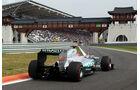 Michael Schumacher - Mercedes - Formel 1 - GP Korea - 13. Oktober 2012
