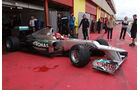 Michael Schumacher - Mercedes - Formel 1-Test - Mugello - 2. Mai 2012