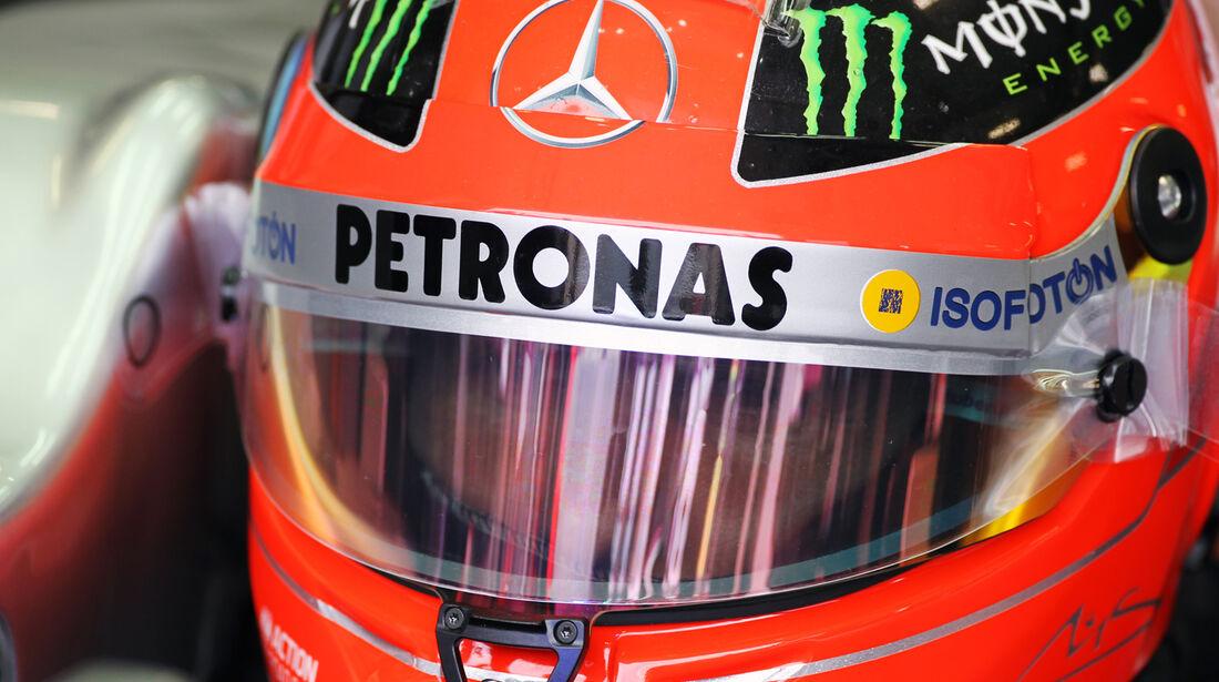Michael Schumacher - Mercedes - GP Europa - Formel 1 - Valencia - 22. Juni 2012