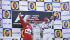 Michael Schumacher - Mika Häkkinen - Ralf Schumacher - GP Belgien 2000 - Spa