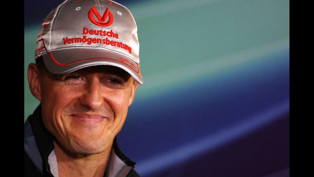 Michael Schumacher - Nürburgring - GP Deutschland - 21. Juli 2011