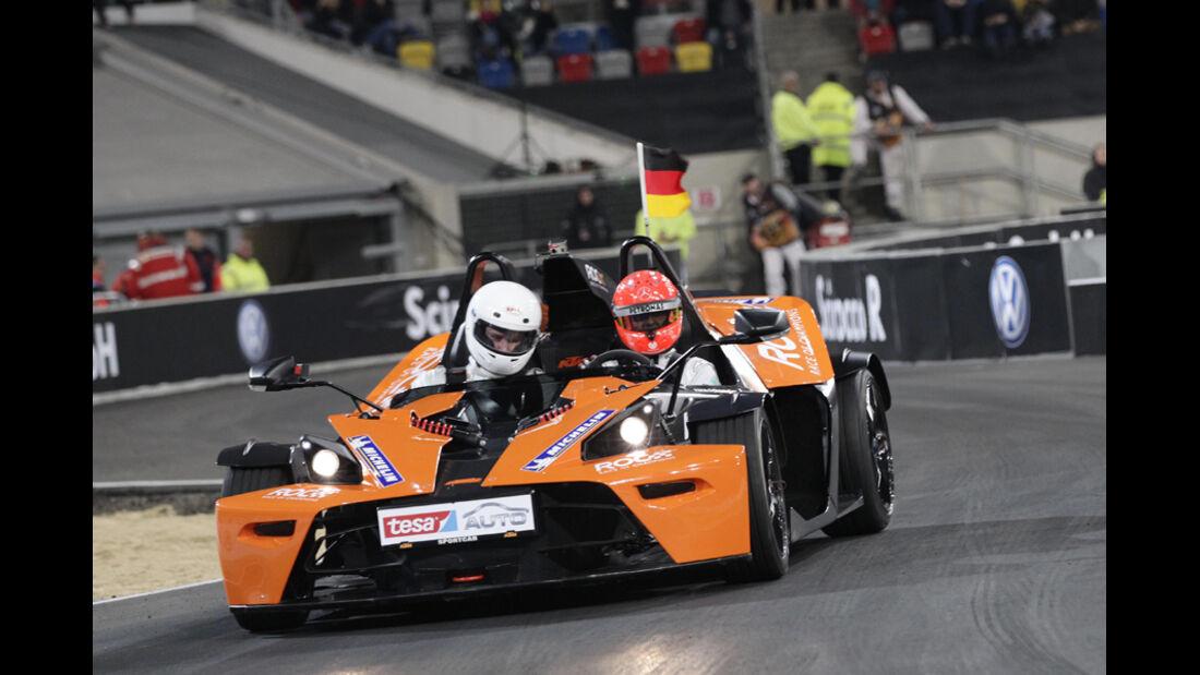 Michael Schumacher Race of Champions 2011