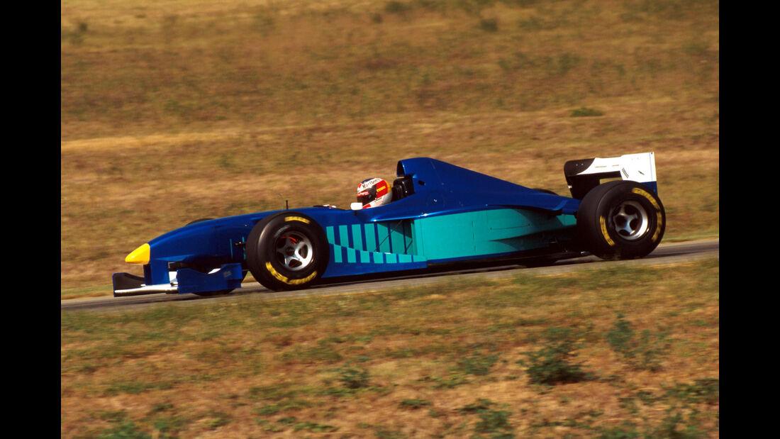 Michael Schumacher - Sauber - Test - Formel 1 - 1997 - Mugello