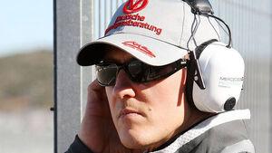 Michael Schumacher Test Valencia