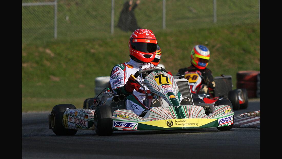 Michael Schumacher beim Goldpokal 2009