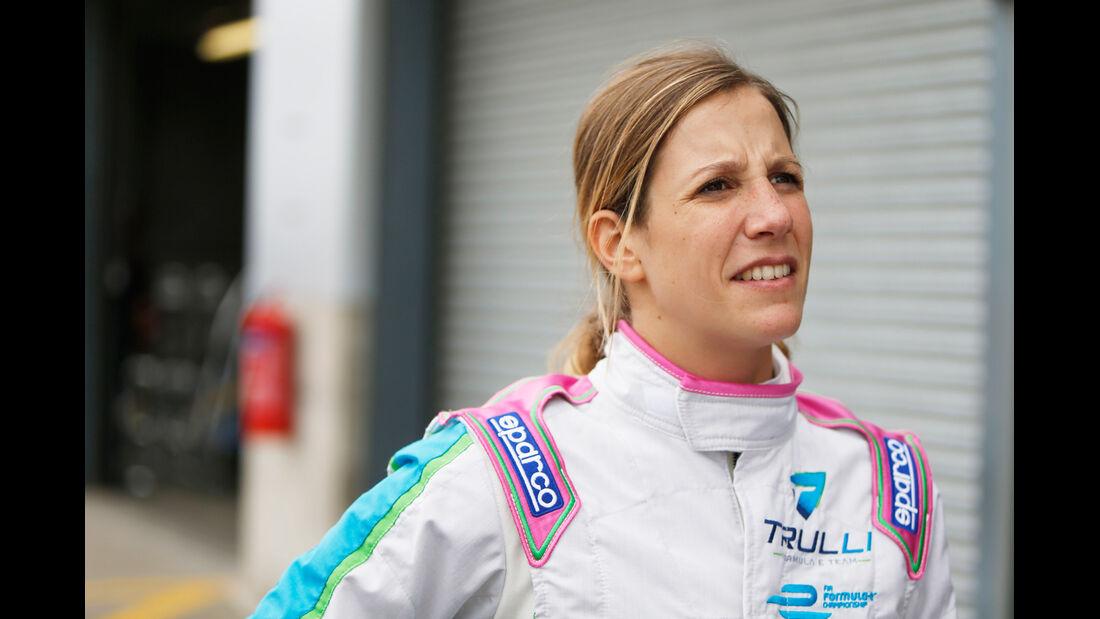 Michela Cerruti - Formel E 2014