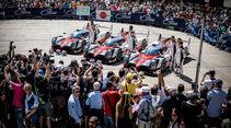 Michelin, 24 Stunden von Le Mans, 2017