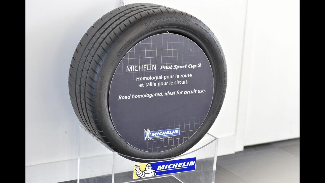 Michelin Leser-Test-Drive