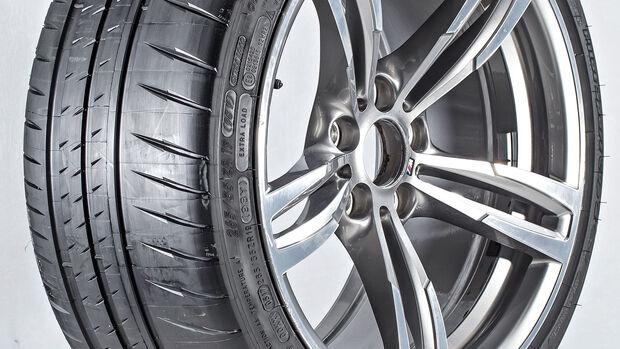 Michelin Pilot Sport Cup 2 - Semi-Slick - Sommerreifentest 2018 - sport auto