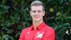 Mick Schumacher - Ferrari - 2020