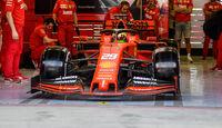 Mick Schumacher - Ferrari - F1-Test - Bahrain - 2. April 2019