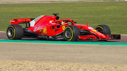Mick Schumacher - Ferrari SF90 - Fioriano - Test - 2020