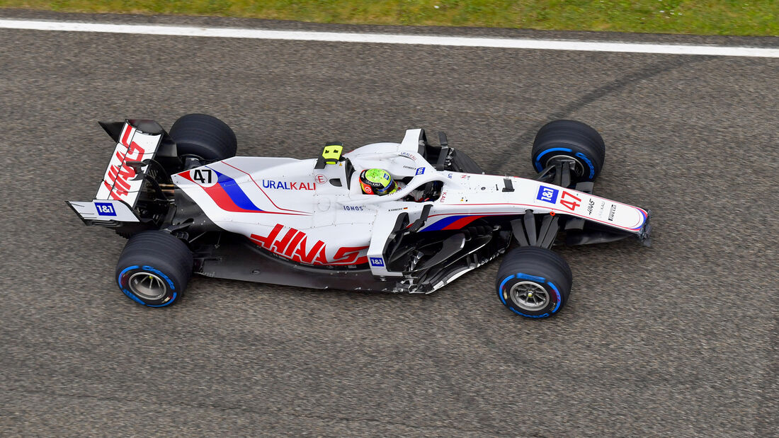 Mick Schumacher - Formel 1 - GP Emilia Romagna - Imola 2021