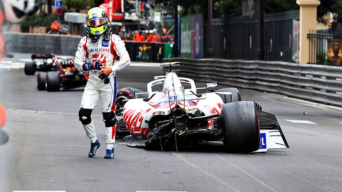 Mick Schumacher - Formel 1 - GP Monaco 2021