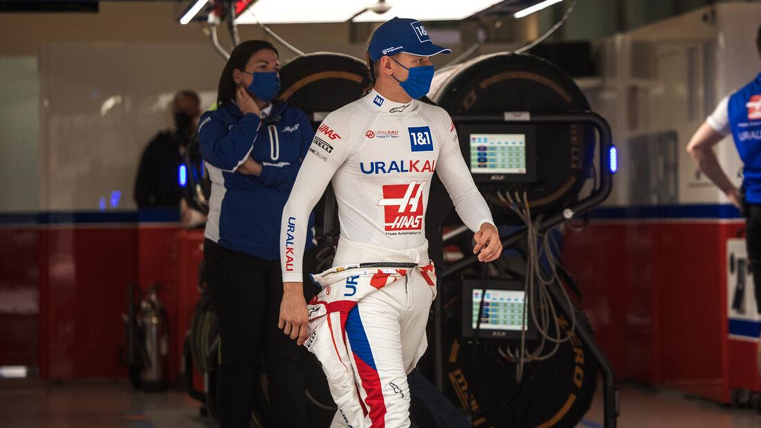 Mick Schumacher - Formel 1 - GP Russland 2021