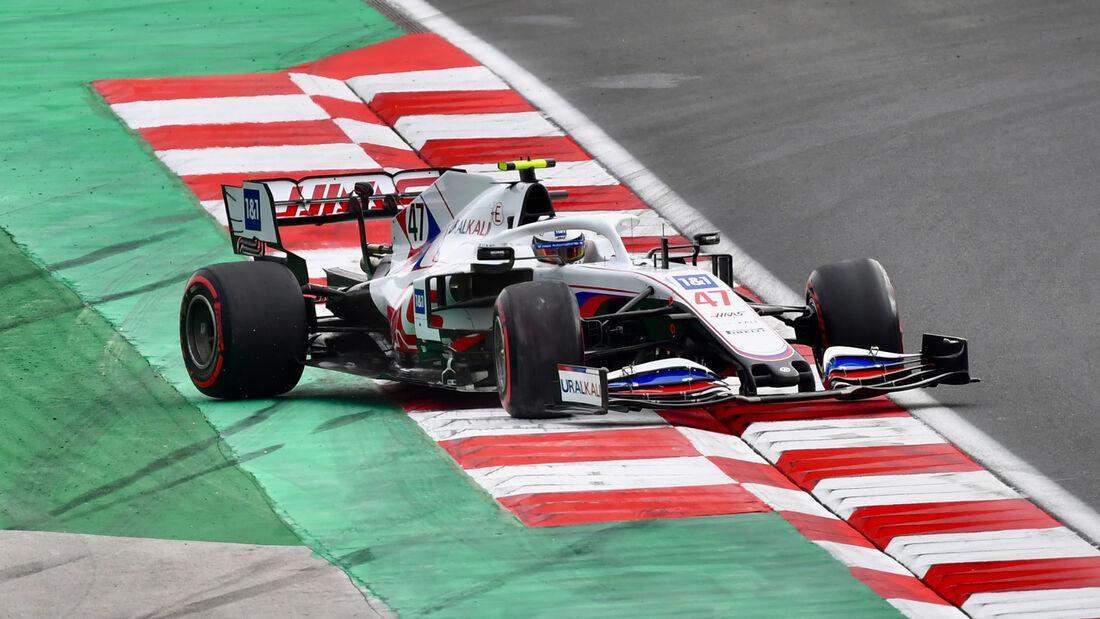 Mick Schumacher - Formel 1 - GP Türkei - Istanbul - 2021