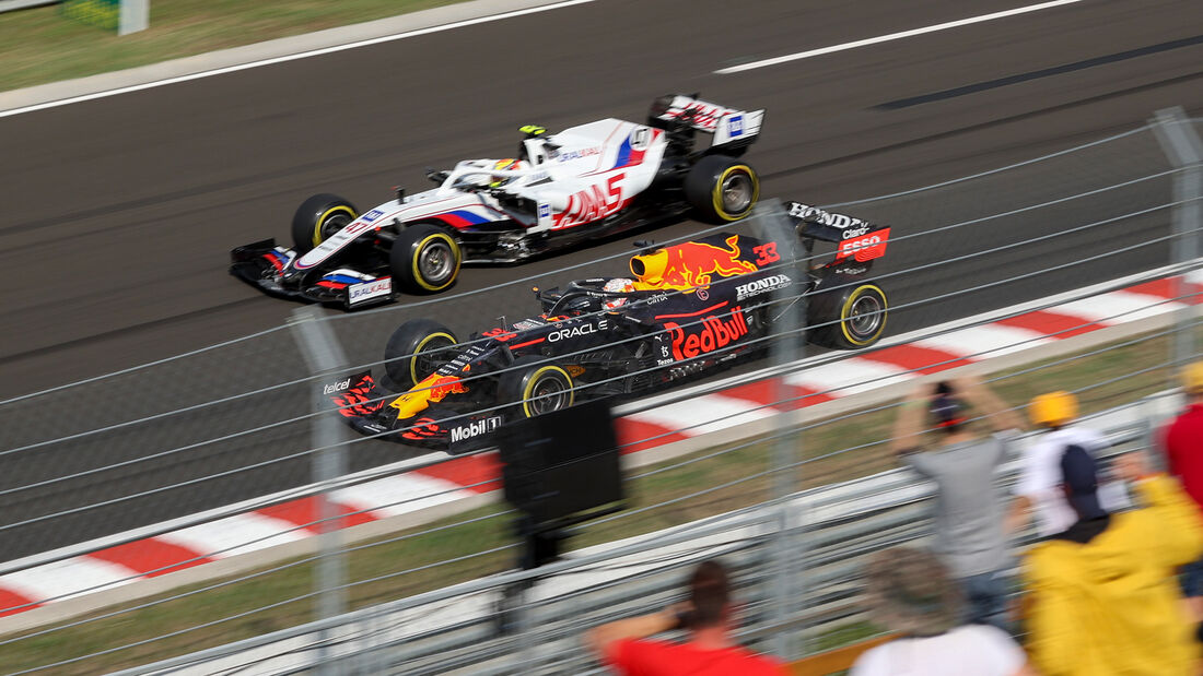 Mick Schumacher - Formel 1 - GP Ungarn 2021