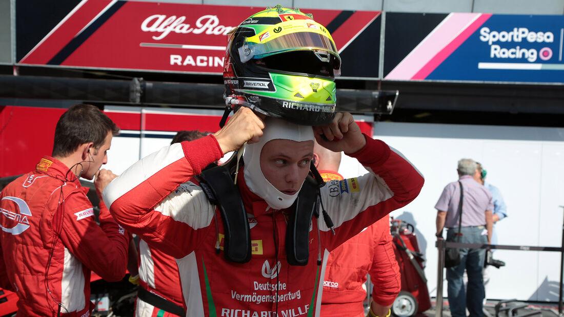 Mick Schumacher - Formel 2