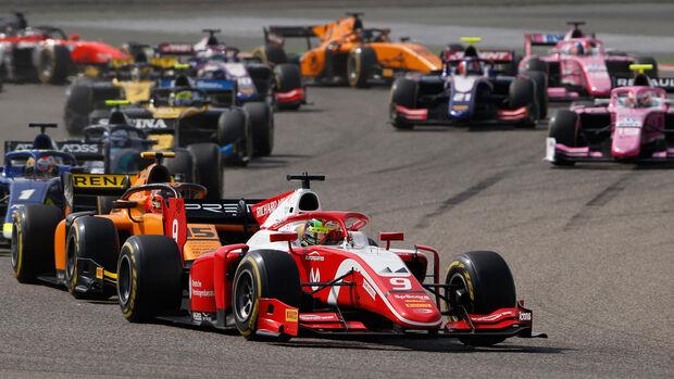 Mick Schumacher - Formel 2 - Bahrain 2019