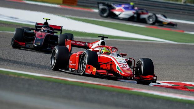 Mick Schumacher - Formel 2 - Bahrain 2020