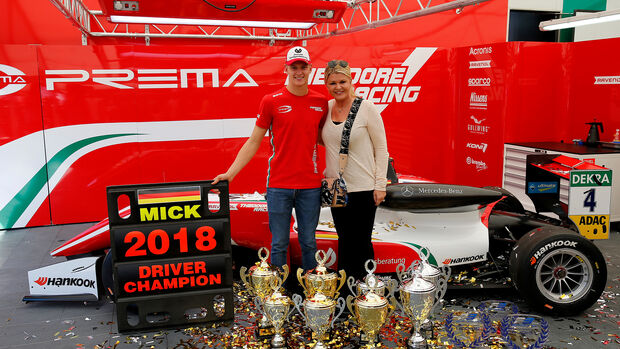 Mick Schumacher - Formel 3 - Hockenheim - 2018