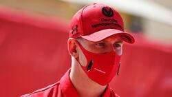 Mick Schumacher - GP Bahrain 2020 - Sakhir - Formel 2