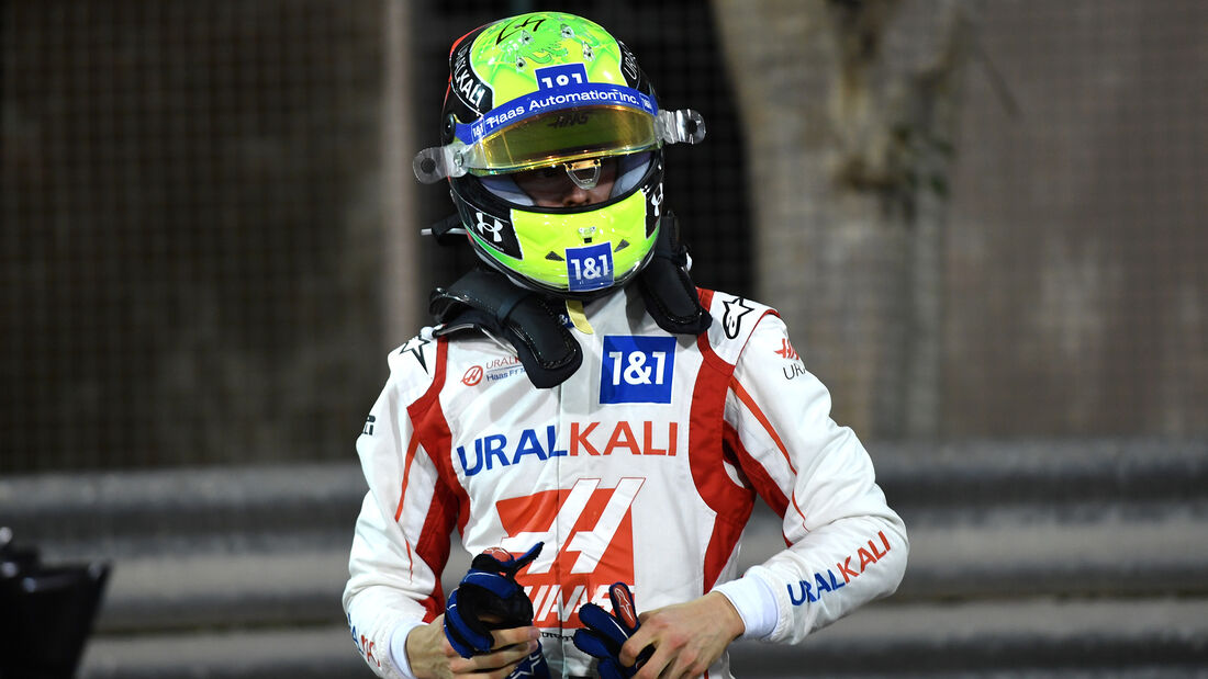 Mick Schumacher - GP Bahrain - 2021