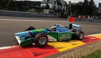 Mick Schumacher - GP Belgien 2017