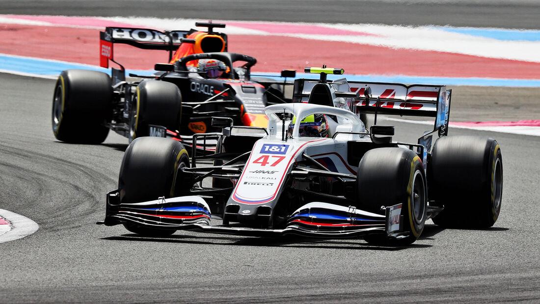 Mick Schumacher - GP Frankreich 2021