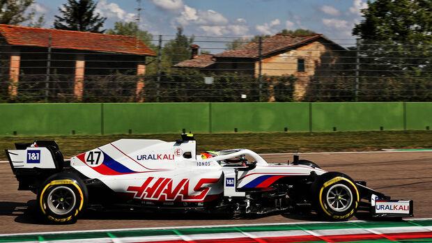 Mick Schumacher - GP Imola - 2021