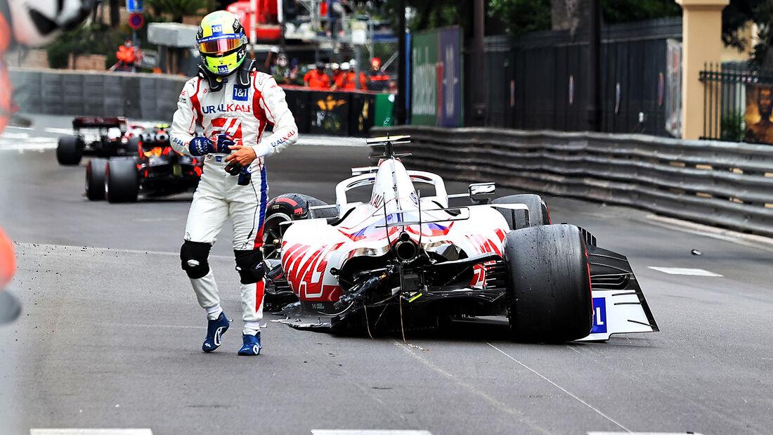 Mick Schumacher - GP Monaco 2021